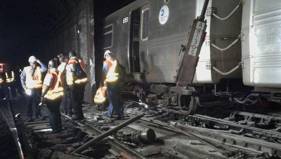 New York,New York Subway,MTA
