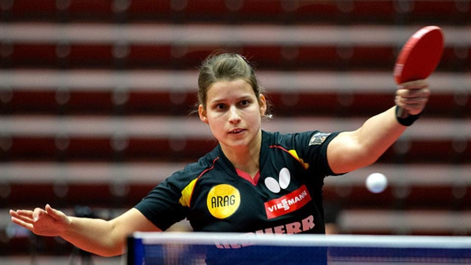 Petrissa Solja is excited about being a part of the Ultimate Table Tennis League.