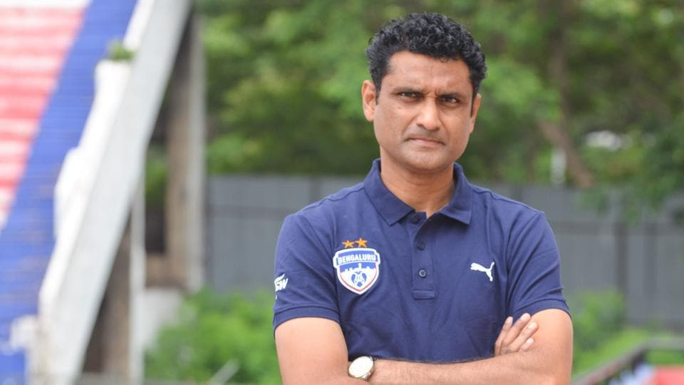 Naushad Moosa has been appointed as Bengaluru FC's assistant coach.