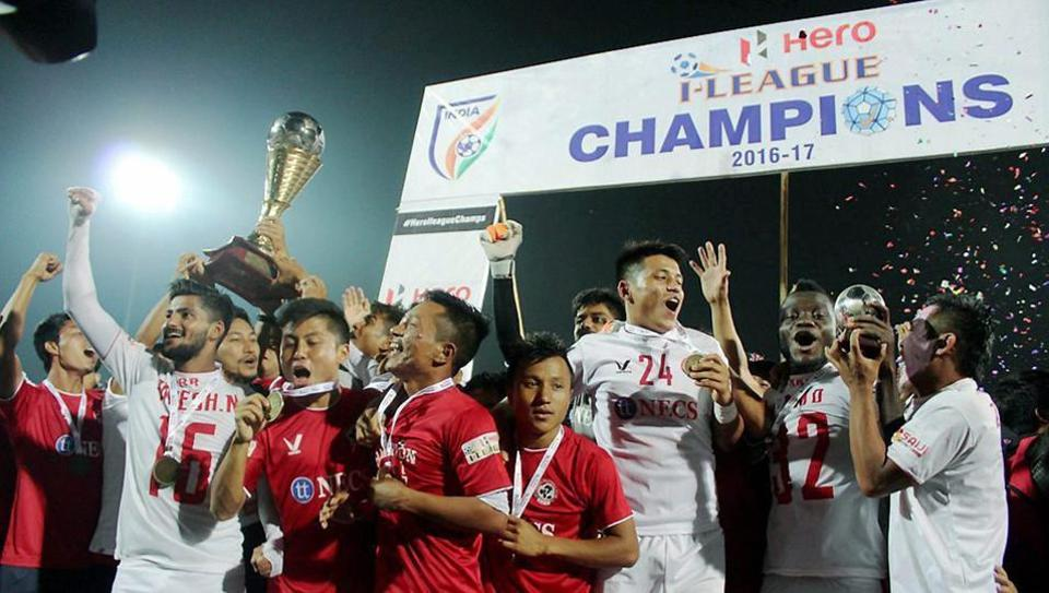 The I-League will run concurrently with the ISL in the coming season.