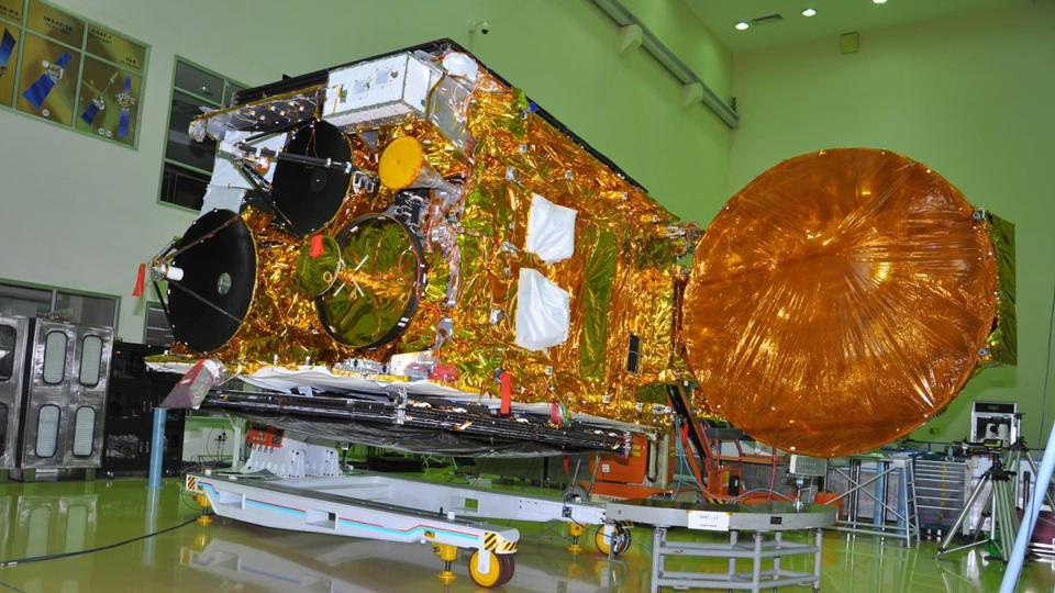 GSAT-17 was successfully launched by a heavy duty rocket of Arianespace from the spaceport of Kourou in French Guiana.