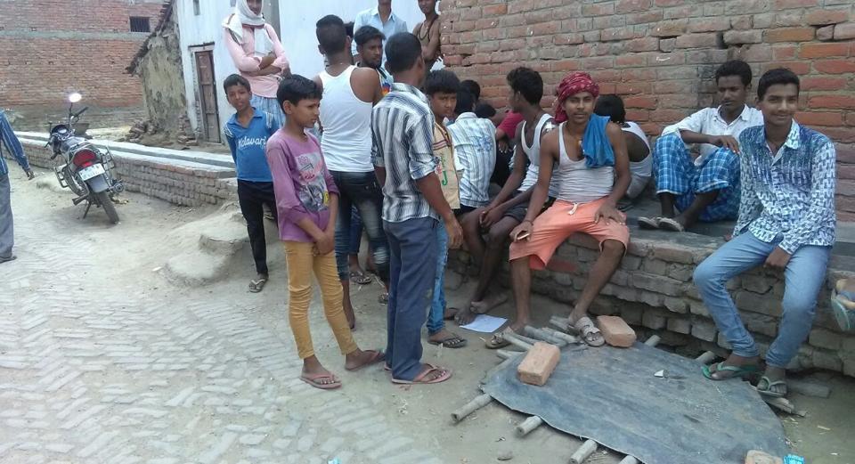 Dalit brothers,Mob lynching,Rohtas Bihar