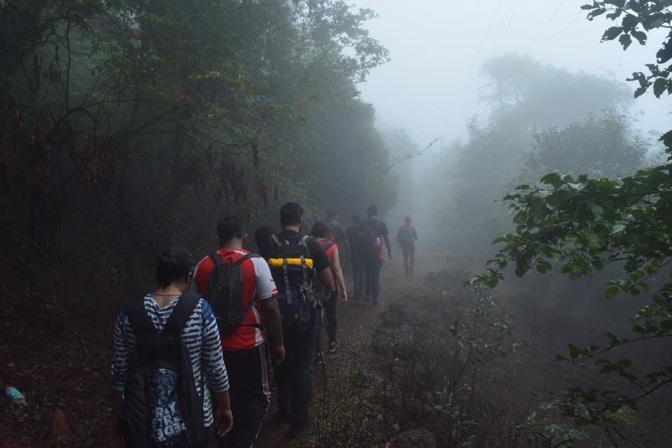 Mumbai city news,Mumbai monsoon trek,Mumbai stranded