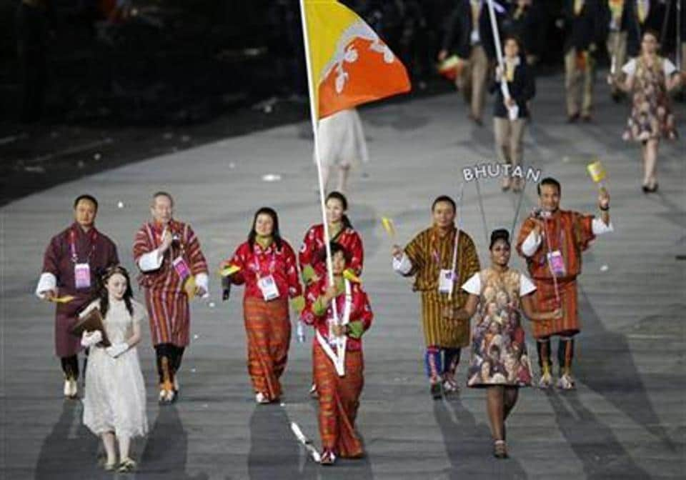 Bhutan and China do not have diplomatic relations and maintain contacts through their missions in New Delhi.