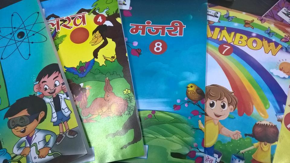 Presently, there are 105 textbooks prescribed in UP government schools out of which 25 e-books are already available.