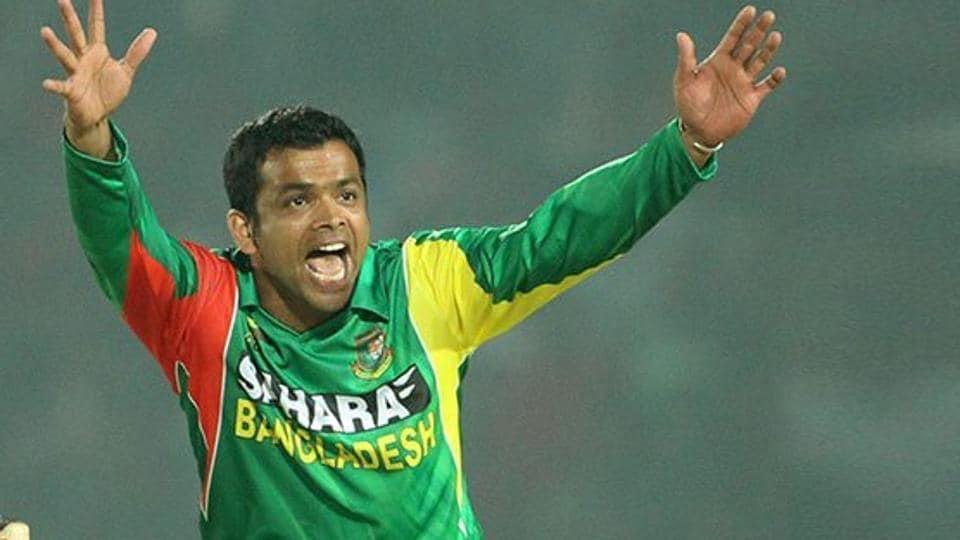 Abdur Razzak last played international cricket  for Bangladesh in August 2014.