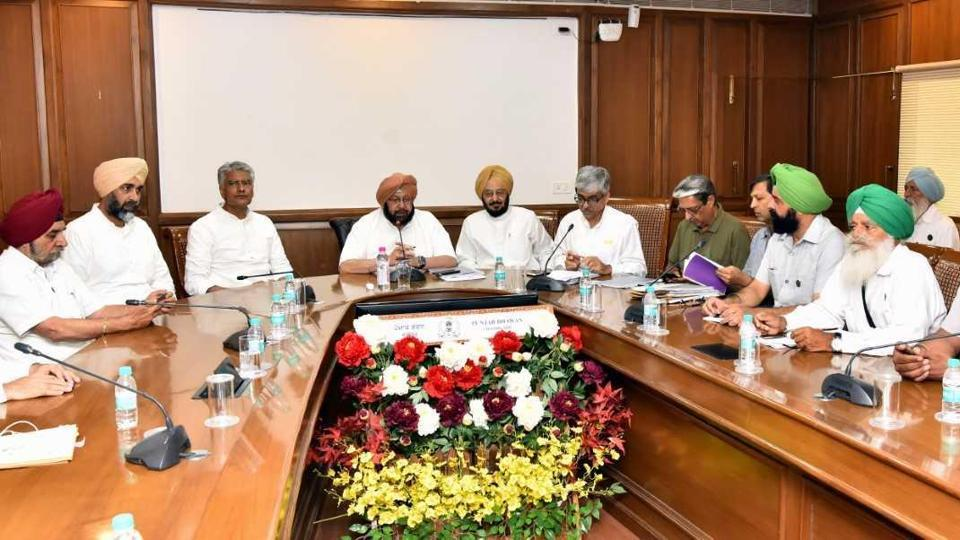 The  chief minister added that his government will continue to pressure the Centre for implementation of the recommendations of the Swaminathan Commission.