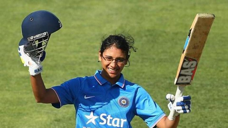 Smriti Mandhana scored a century as India beat West Indies by seven wickets in their second game of the ICC Women's World Cup 2017 at Taunton. Get highlights of India vs West Indies, ICC Women's World Cup 2017 here