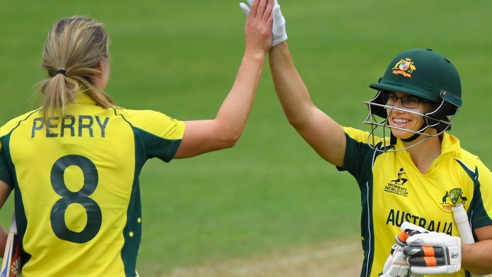 Australia comprehensively defeated Sri Lanka in the ICC Women's World Cup 2017 at County Ground in Bristol on Thursday. Catch full cricket score of Australia vs Sri Lanka here.