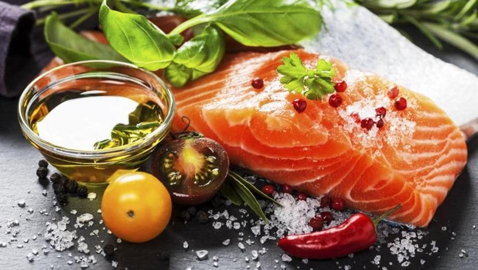 Salmon has one of the highest levels of the cancer-fighting enzymes.