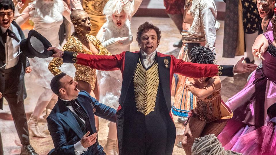 The Greatest Showman, starring Hugh Jackman, is scheduled for a Christmas release.