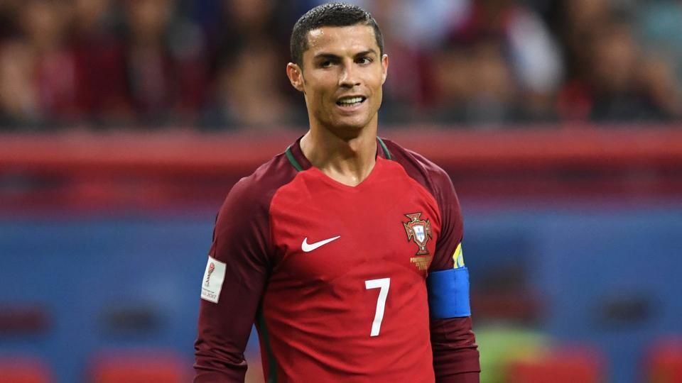 Cristiano Ronaldo,FIFAConfederations Cup,Portugal vs Chile