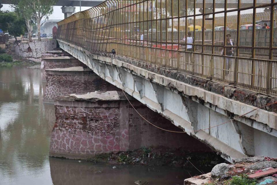 Hindon,Ghaziabad,bridge