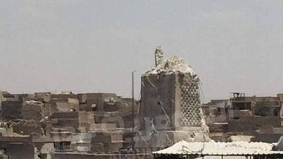 Iraq,Mosul,Mosul mosque