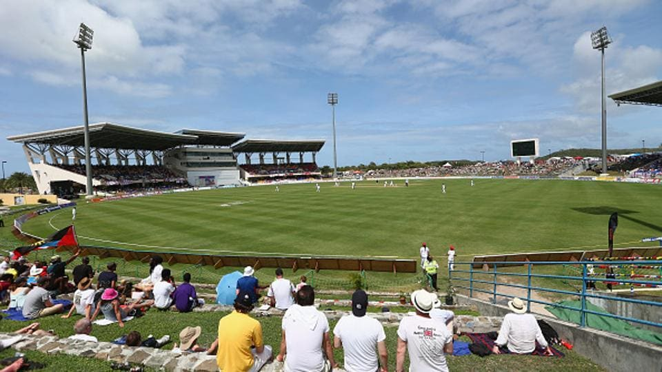 The Sir Vivian Richards Stadium in Antigua was built before the 2007 ICC World Cup.
