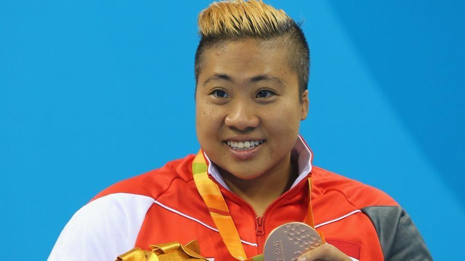 Rio Paralympics,Theresa Goh,Singapore