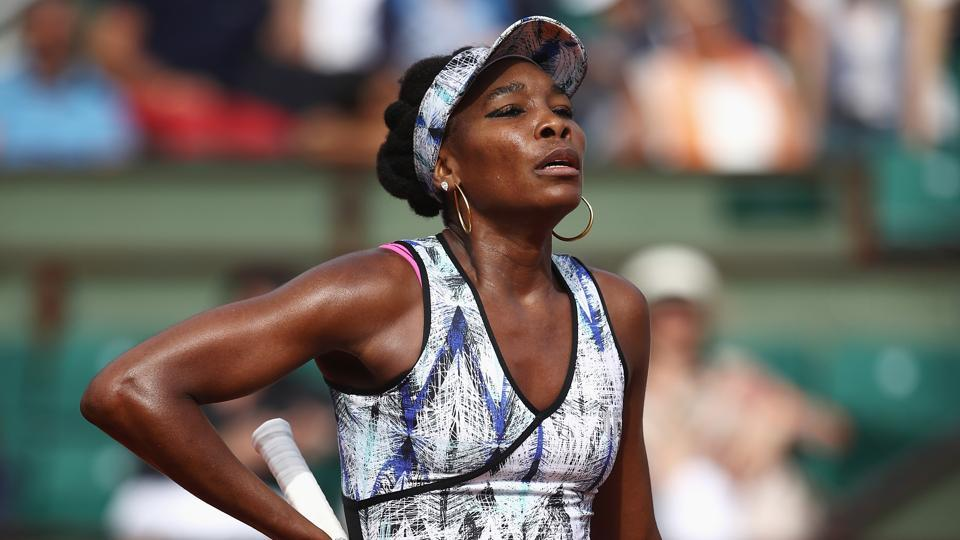Venus Williams is currently ranked 11th in the world and seeded 10th at the Wimbledon tournament.