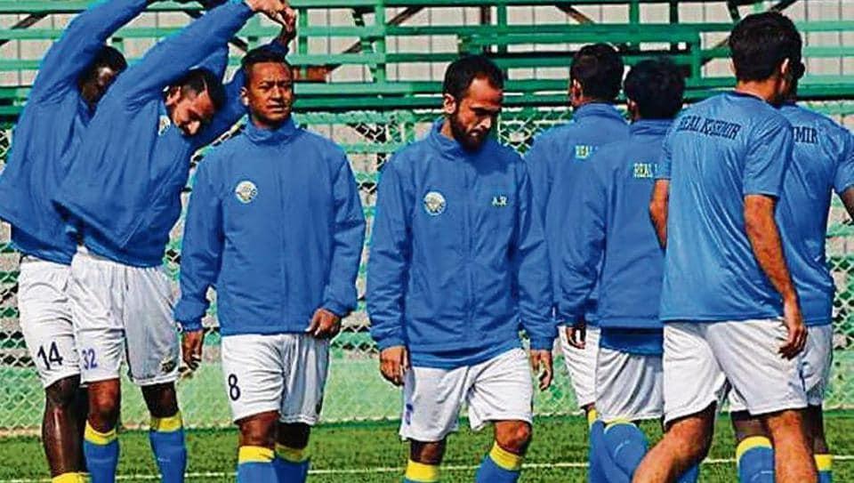 Real Kashmir,Kashmir football,Albion Rovers