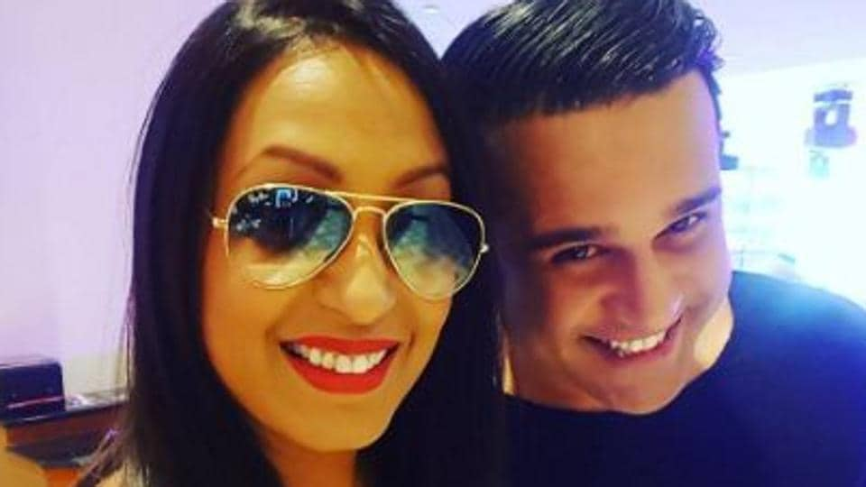 Krushna Abhishek and Kashmera Shah tied the knot in Las Vegas in 2013.