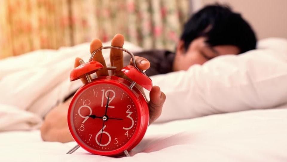 Lack of sleep not only spoils your romance, but also puts you at a health risk.