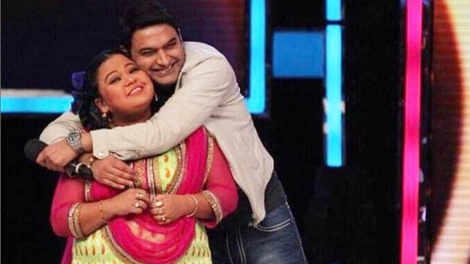 Bharti Singh has posted a photo on Instagram and cleared rumours about her fight with comedian Kapil Sharma.