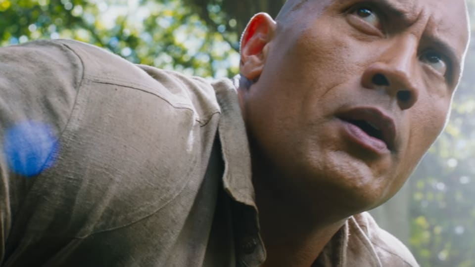 Jumanji: Welcome to the Jungle first trailer - The Rock's ...