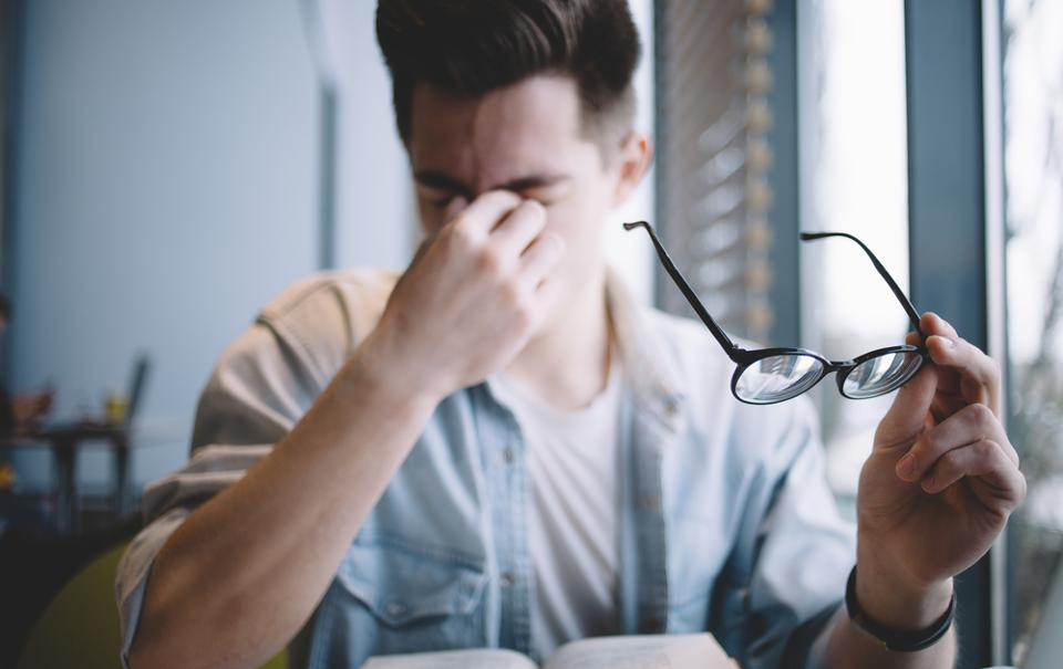 Taking a break from modern technology is one of the best ways to maintain eye health.