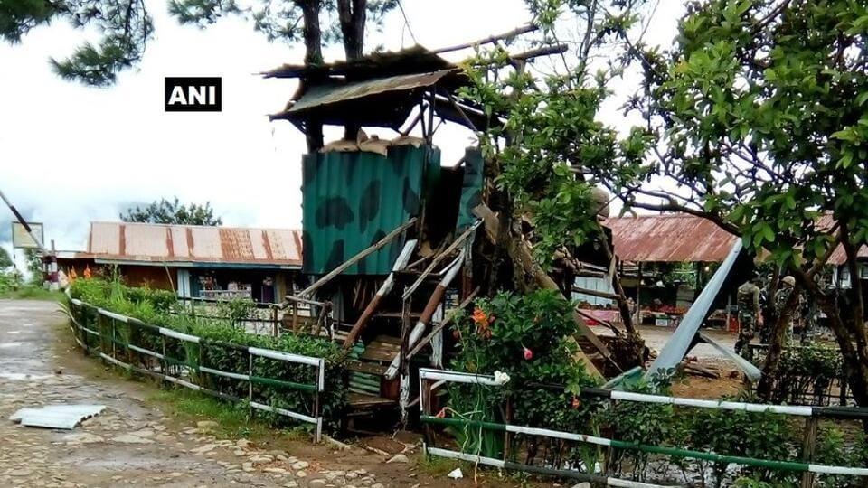 Assam,Assam Rifles,Manipur
