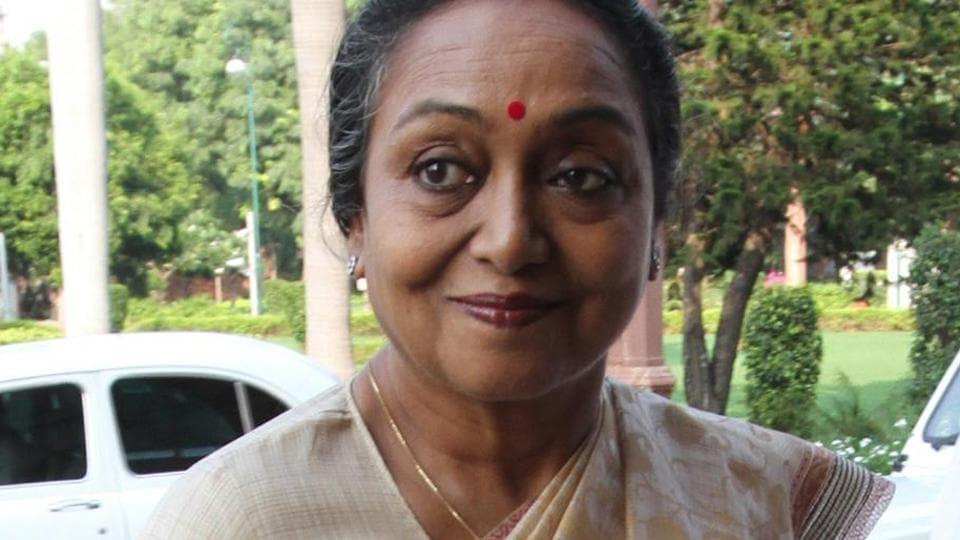 Mumbai city news,presidential elections,Meira Kumar