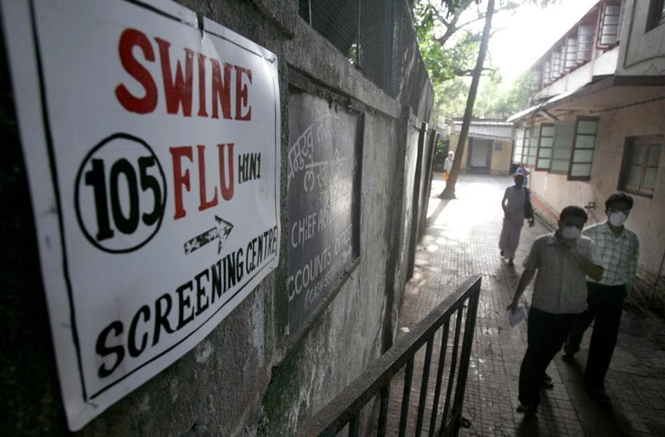 Swine flu,mumbai,Maharashtra