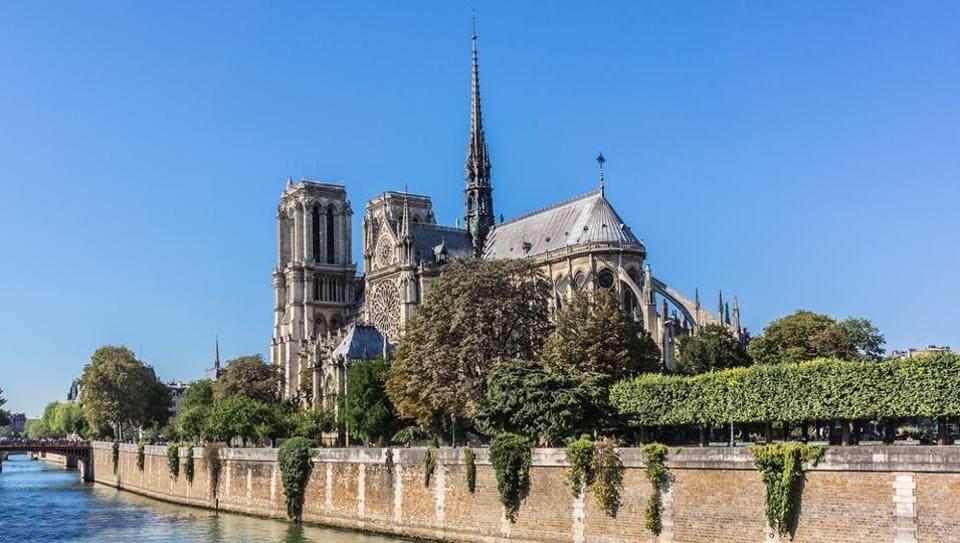 Cathedral Notre Dame de Paris.