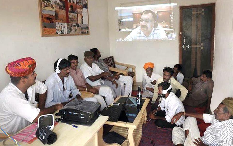Rajasthan news,Dr Dilip Karan Rathore,opium husk addicts