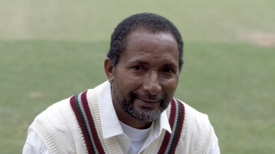 Andy Roberts took 202 wickets in 47 Tests for the West Indies.
