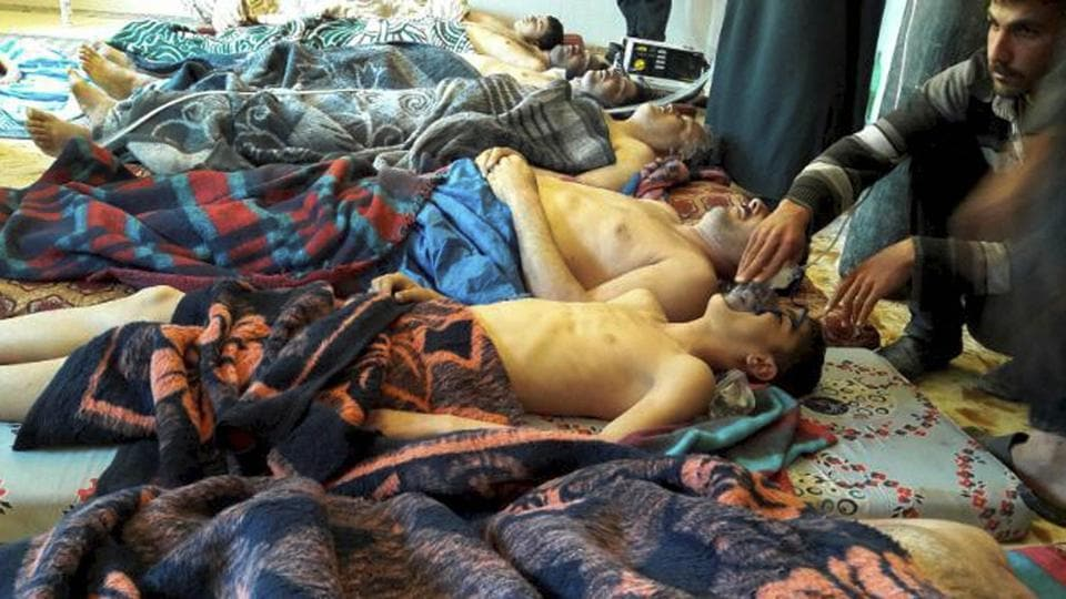 Syria,Sarin,Chemical weapons