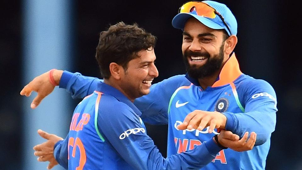 Live streaming and live cricket score of India vs West Indies, 3rd ODI was available online. IND thrashed WI by 93 runs to go 2-0 up in the five-match series.