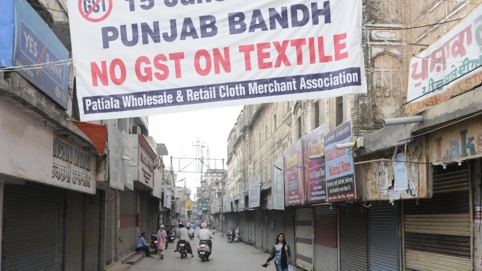 Punjab,GST,Congress