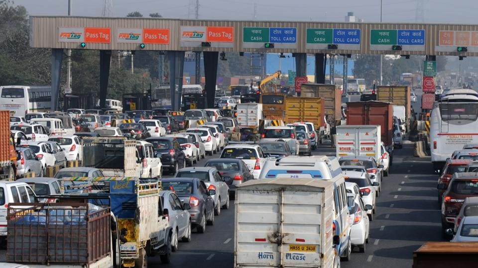 Over 1.25 lakh vehicles cross the Kherki Daula toll plaza daily and as per a detailed analysis conducted by highway concessionaire MCEPL, there are 80,000 vehicles from which toll can be charged.