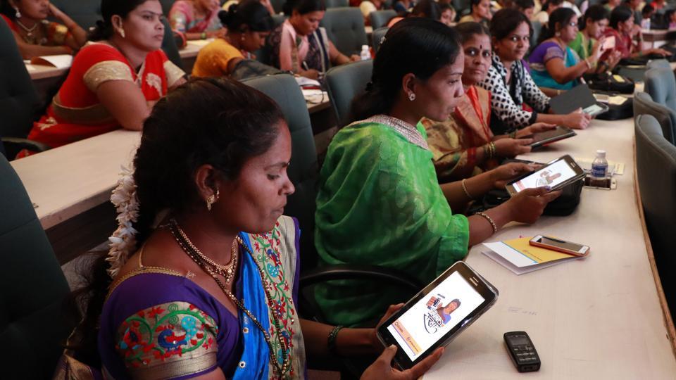 Pune,Digital Sakhi,transcations