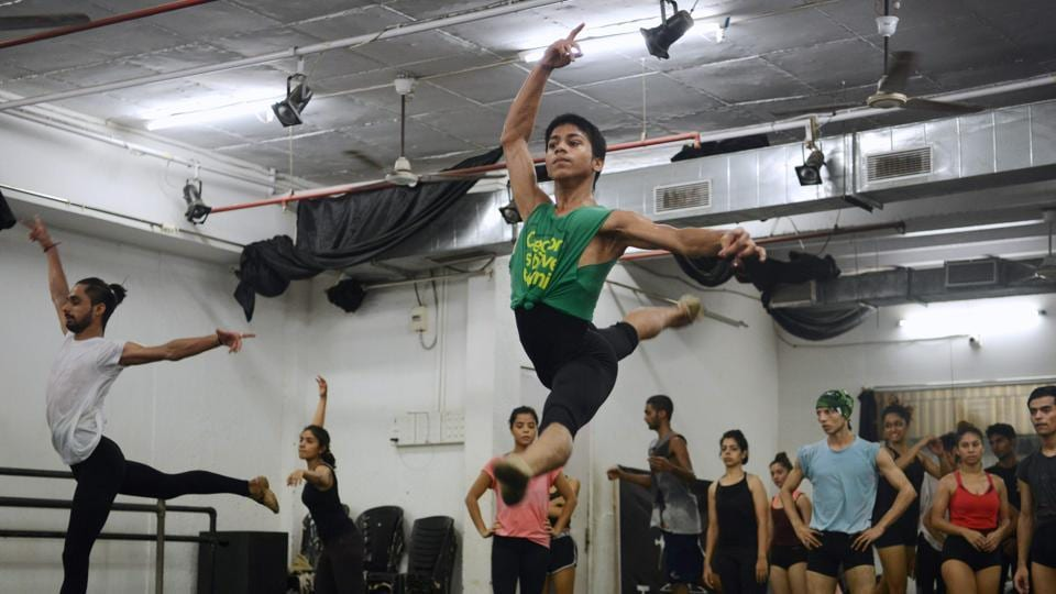 Now, with his visa secured, financial backing from a foundation and almost $13,000 raised from a crowd funding campaign, Shah is ready to embark on a three-year programme at JKO. (AFP)