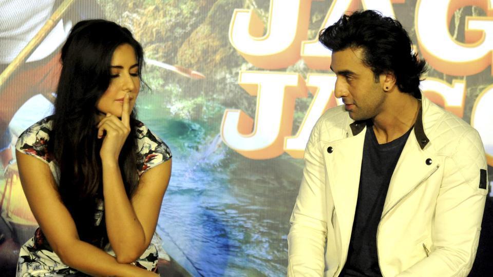 Ranbir Kapoor,Katrina Kaif,Jagga Jasoos