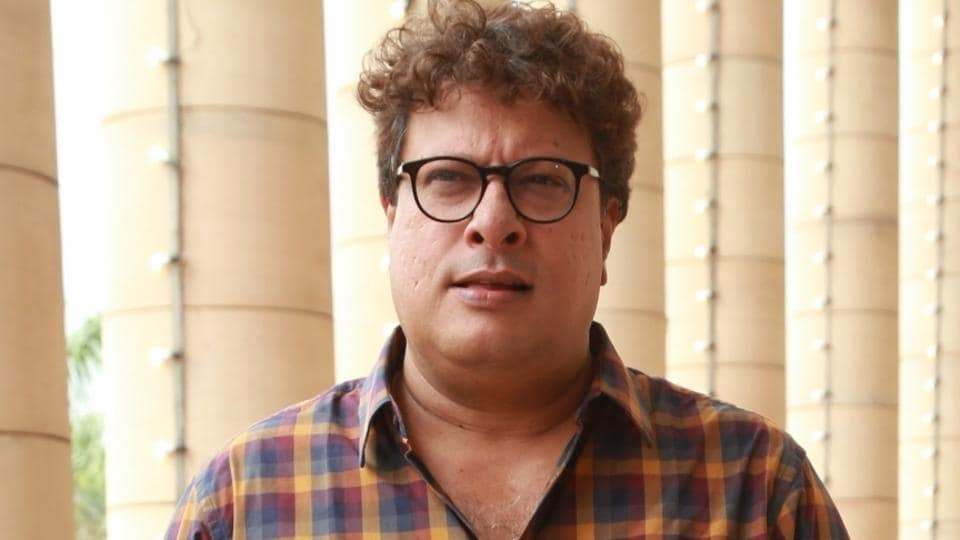 Filmmaker Tigmanshu Dhulia during the trailer launch of his upcoming film