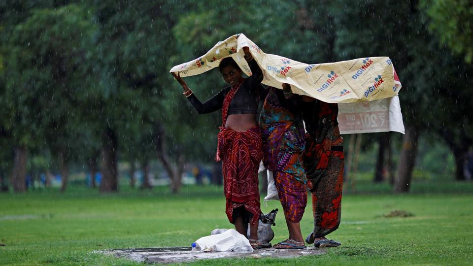 According to the met department , 'this is the wettest June, Delhi has witnessed since 2007.' (Adnan Abidi / REUTERS)