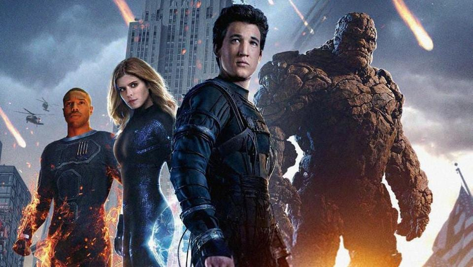 2015's Fantastic Four was a critical and commercial failure.