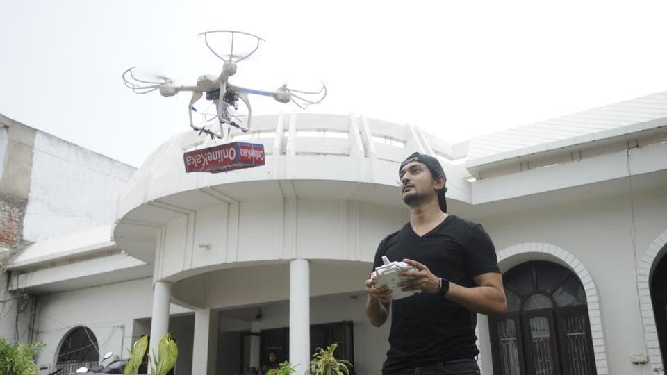 Drones,Lucknow,Uttar Pradesh
