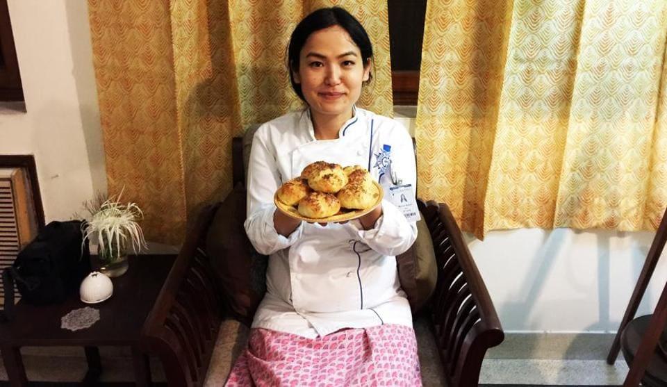 Delhiwale a julia child in nizamuddin east delhi news for Julia child cooking school