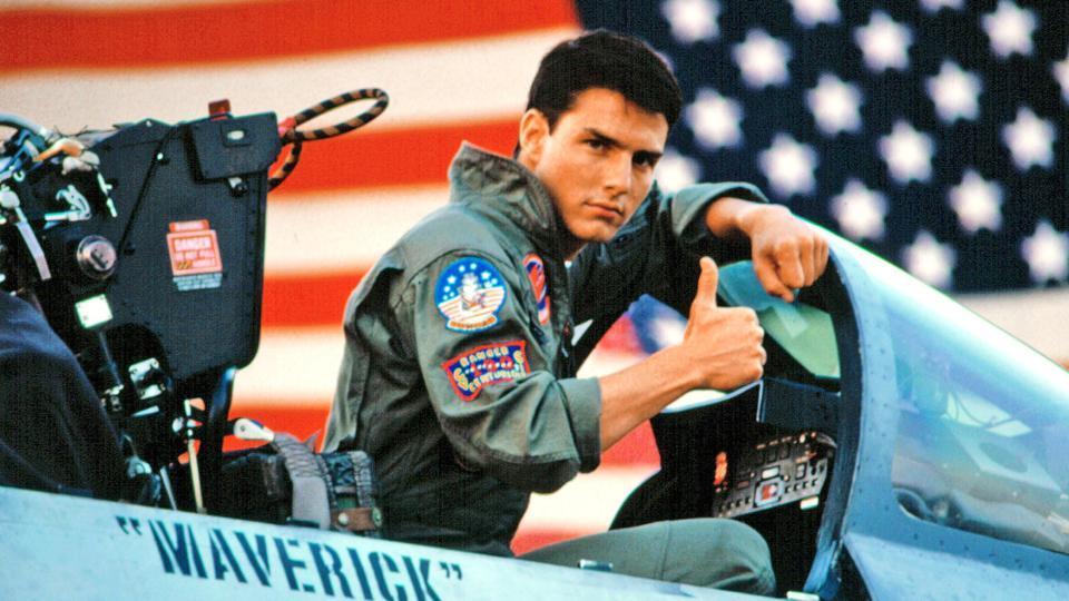 Tom Cruise,Top Gun,Top Gun 2
