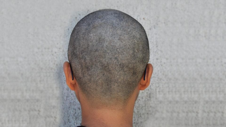 Representative photo.   Twenty five boys, from Class V-VIII,  were punished by school authorities for not keeping a short hair cut as per the school orders, police said.