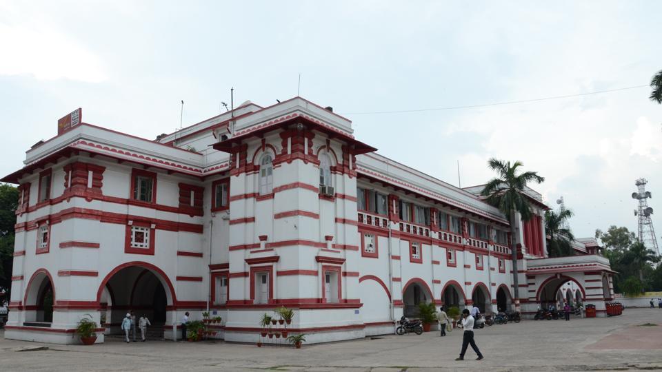 GPO building in Patna.