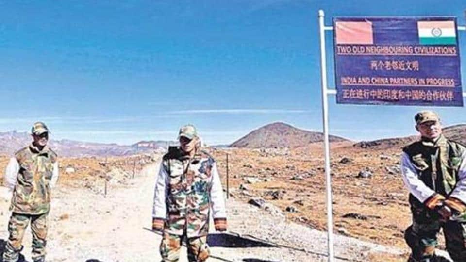 India-China standoff,Nathu La,Sikkim Sector
