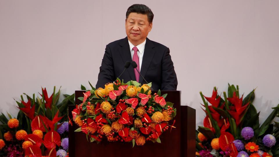 Xi Jinping,China,Hong Kong
